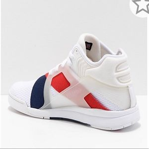 Fila new Cage 17 White Shoes sneakers high tops
